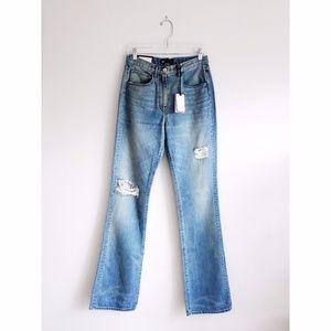 3x1 Hope High Rise Bootcut Jeans sz 28 EUC!
